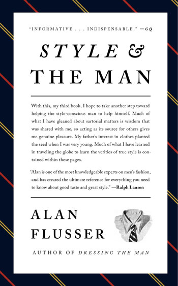 Style & The Man, Alan Flusser