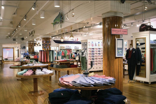 Vineyard Vines, located at Stanford Shopping Center: Vineyard Vines®, a company best known for its whimsical neckties and smiling pink whale logo, was founded in on Martha's Vineyard when brothers Shep and Ian Murray cut their ties with corporate .